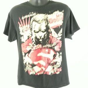 Superman T-shirt SZ L